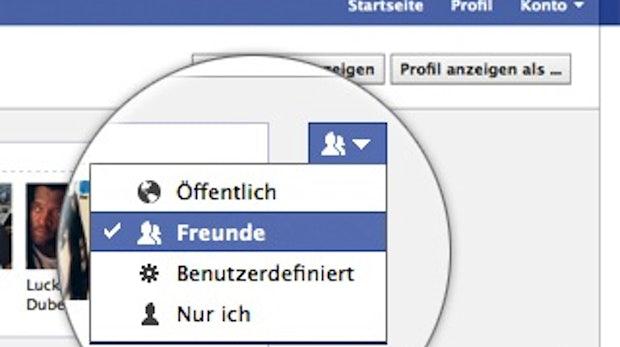 Facebook Privatsphäre: Das musst du nach dem Update wissen