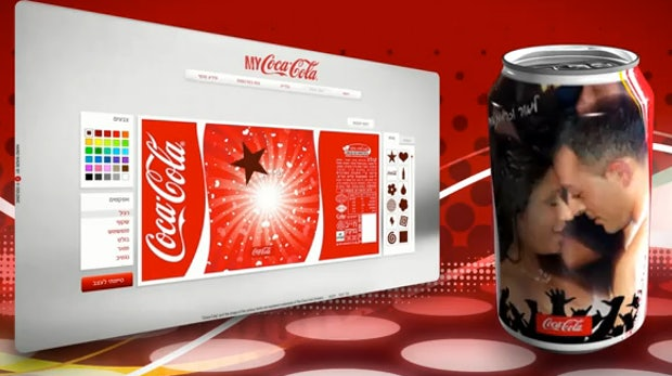 Personalisiertes Marketing: Coca-Cola druckt Facebook-Bilder auf Dosen
