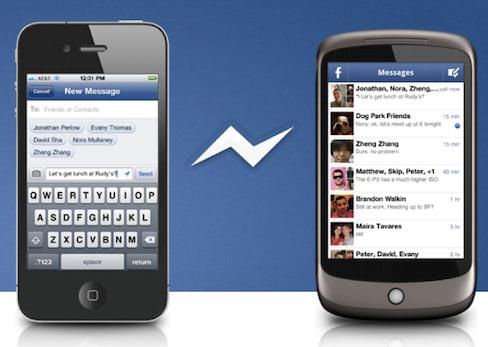 Facebook Messenger: Mobile Chat-Konkurrenz für Google+ Huddle
