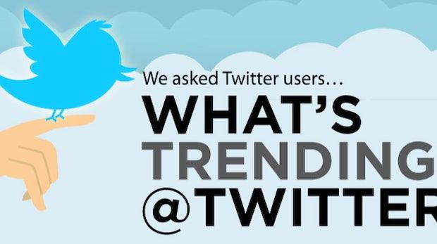 Infografik: Wie Twitter genutzt wird