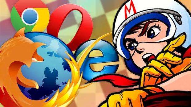 Browser-Sicherheit: Chrome vor Firefox und IE9