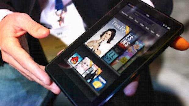 Amazon Kindle Fire: Der erste echte iPad-Konkurrent ist da!