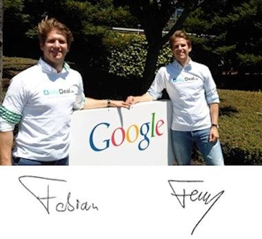 Google kauft deutschen Groupon-Klon DailyDeal