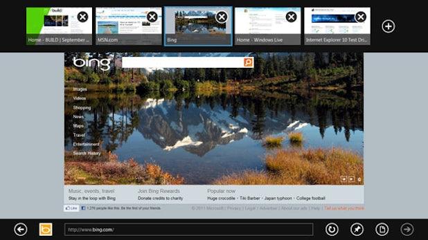 Windows 8 und Internet Explorer 10: Viel HTML5, Metro-Browser ohne Plugins