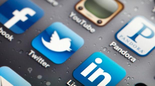 Soziale Netzwerke: Das Wachstum der Big 5 im Überblick
