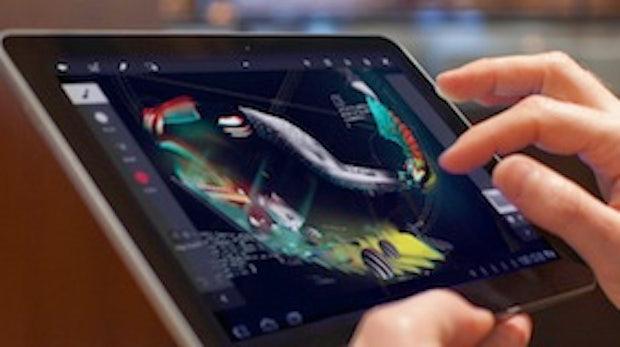 Touch-Apps: Adobe bringt sechs Creative-Apps für Tablets