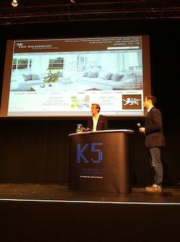 E-Commerce-Konferenz K5 in München: Treffen der Großen