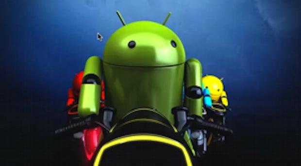 Android verdoppelt Marktanteil und liegt vor iOS