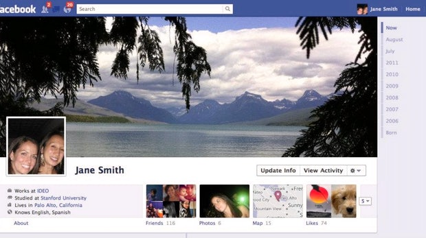 Facebook Timeline: Start wegen Rechtsstreit verschoben
