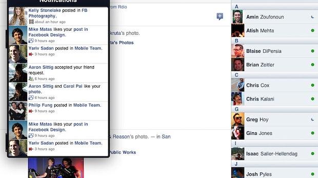 Facebook für iPad ist da - aber nicht überall