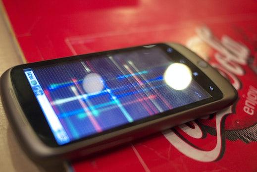 Google Nexus One bleibt ohne Android 4.0