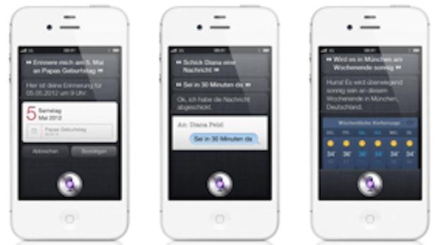 Siri-Code geknackt - Bald auch auf Android-Smartphones?