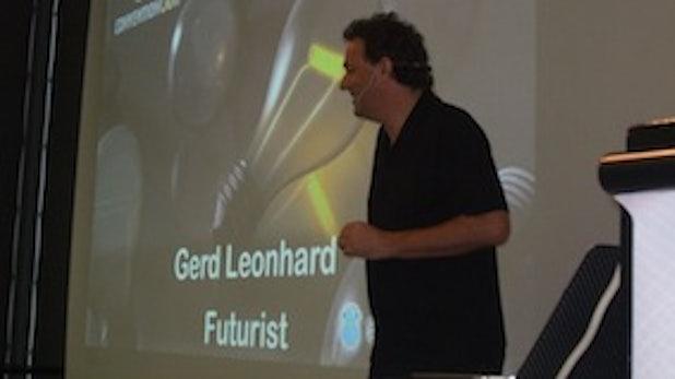 ConventionCamp 2011: Gerd Leonhard - Die Zukunft der Medien