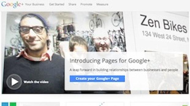 Google+ Pages - Gewinnspiele und Promotions verboten
