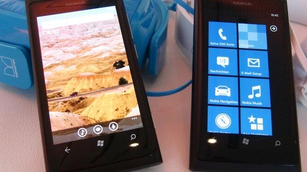 Nokia Lumia 800 im Test - Ein guter Neuanfang