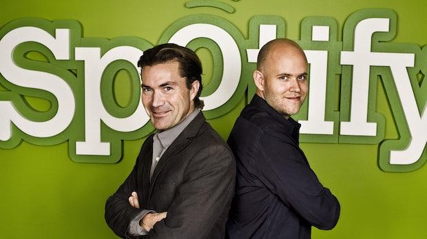 Lumma Kolumne: Spotify vs. Simfy - ein sehr ungleicher Wettstreit