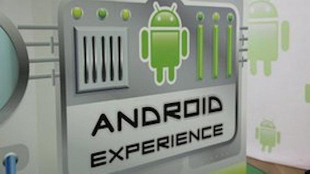 Androidland: Erster Android-Store der Welt eröffnet