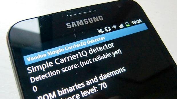 Carrier IQ: So testet du, ob dein Android-Smartphone infiziert ist