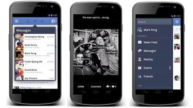 Facebook liest Kurznachrichten auf Smartphones mit [Bericht]