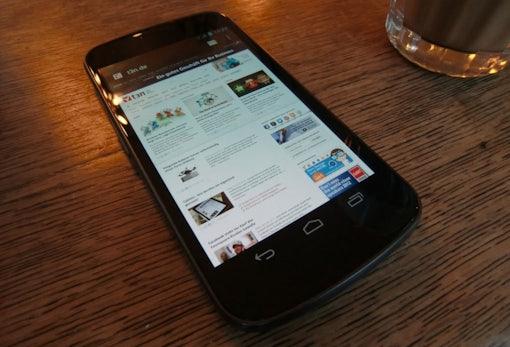 Samsung Galaxy Nexus im Test - Die neue Android-Referenz