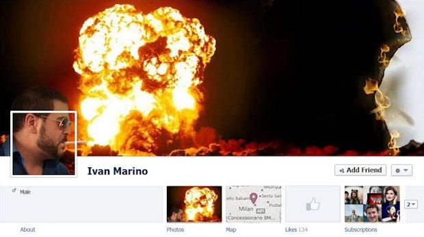 Facebook-Chronik: 40 witzige und kreative Beispiele [+ Photoshop-Template]
