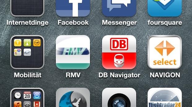 Zeig mir deinen Homescreen: Sechs Tipps für iPhone-Apps