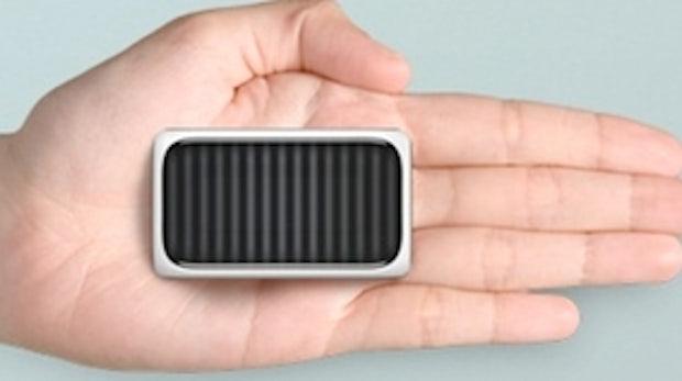Logitech Cube: Die Mini-Maus zum Präsentieren