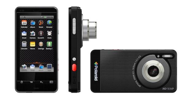Smartcam statt Smartphone: Polaroid stellt WiFi-Kamera mit Android vor [CES 2012]