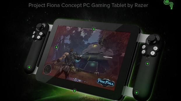 Mit dem Razer Fiona könnten die etablierten Spielekonsolenhersteller Konkurrent bekommen (Bild: Razer).