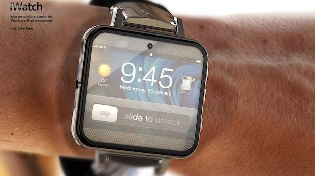 iWatch 2: So könnte die Apple Uhr aussehen