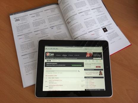 Webprofi gesucht? Das leistet die t3n Jobbörse für dich!