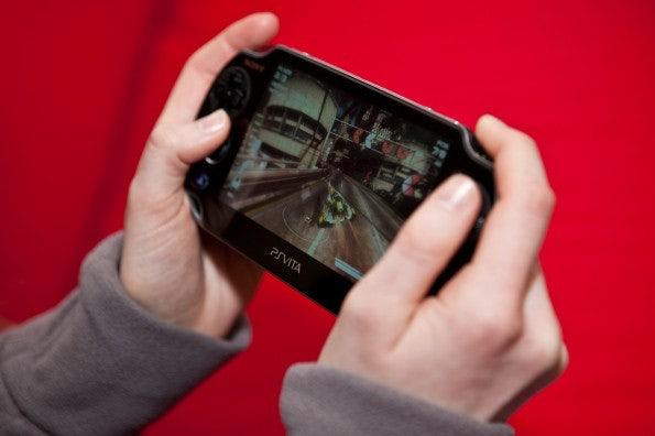 Spaßfaktor-Test bestanden: die PS Vita bei t3n.