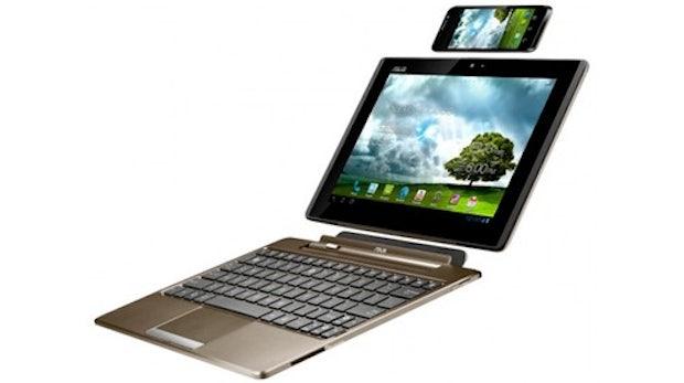 Asus stellt PadFone und neue Transformer-Tablets vor [MWC 2012]