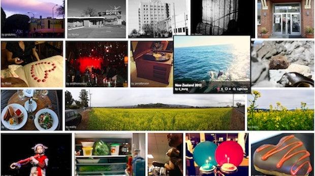 Flickr-Redesign: Neuer Bildbetrachter im Pinterest-Design