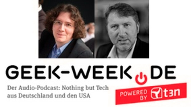 Geek-Week-Podcast: Mountain Lion, Bottlenose, Privacy, Blogger-Zoff, MWC