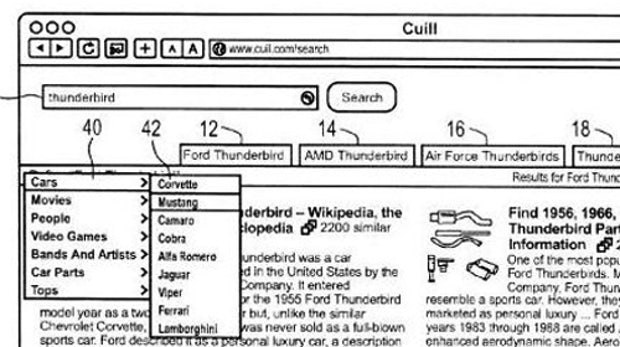 Neue Patentanträge: So könnten Googles Suchergebnisse bald aussehen