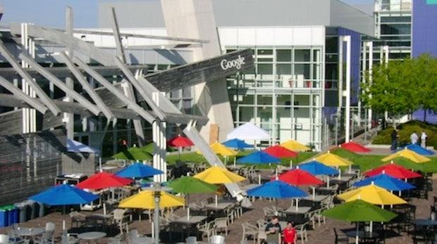 Googleplex: So bunt sieht es bei Google in Mountain View aus