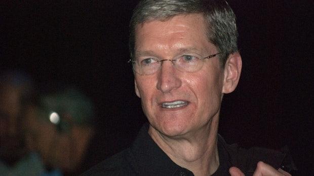 """Tim Cook kritisiert das Silicon Valley: """"Die Privatsphäre wird an mehreren Fronten angegriffen!"""""""
