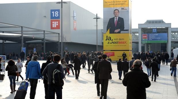 CeBIT 2012 vor dem Verkehrskollaps?