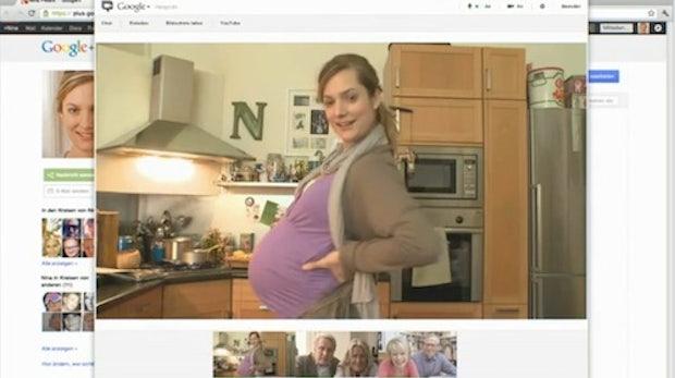 """Google+ Werbespot: """"Mama, wir bekommen Zwillinge"""""""