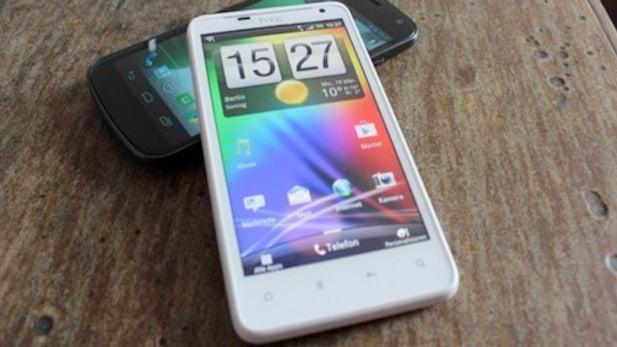 HTC Velocity 4G - erstes LTE-Smartphone für den deutschen Markt im Test