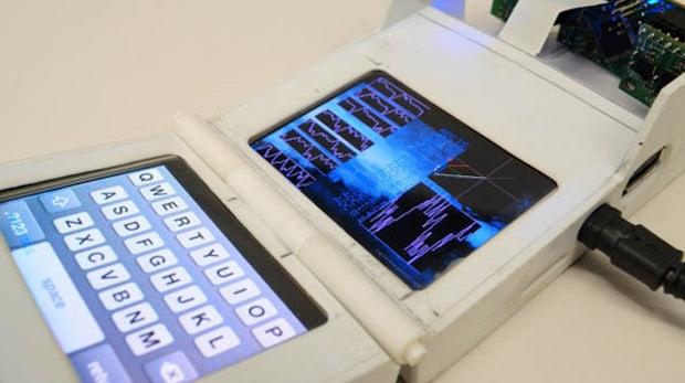 Star-Trek-Tricorder zum Selberbasteln auf Linux-Basis