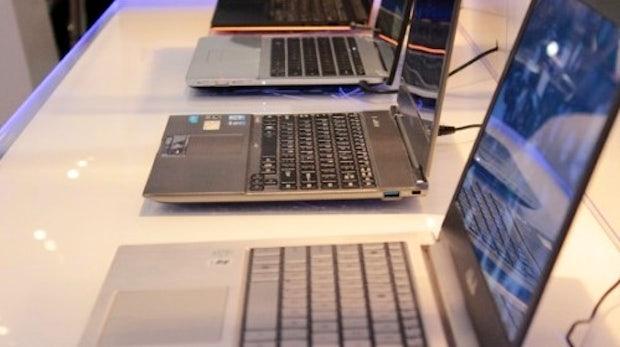CeBIT 2012: Die neuen Ultrabooks von Asus, HP und Co. im Detail