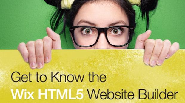 HTML5-Website ohne Coding-Erfahrung mit Wix.com