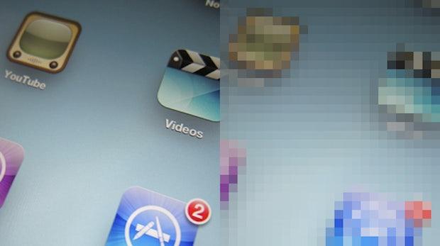 Mehr Pixel fürs iPad: Was hochauflösende Displays für Webentwickler bedeuten