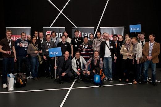 CeBIT-Bloggertour: Das war die Highlight-Tour für Blogger 2012