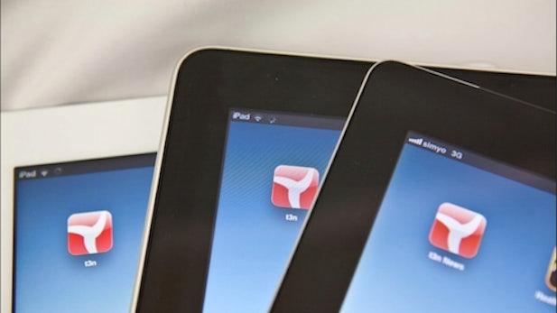 20 iPad-Wallpaper fürs Retina Display
