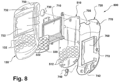RIM patentiert selbstaufladendes Smartphone