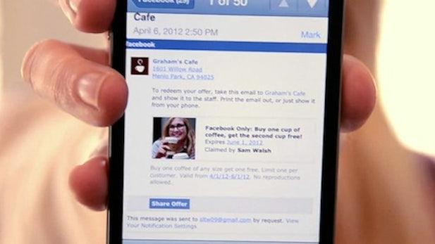 Facebook Offers: Erste Schnäppchen-Coupons in den deutschen Streams