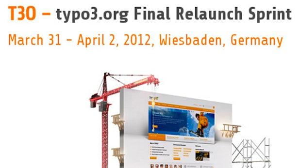 Typo3.org Relaunch - das erwartet Dich